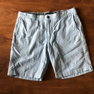 "Jcrrw blue patterned shorts inseam 9"""